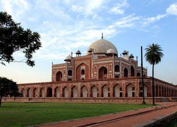 Humayun_s Tomb, Delhi © Fremdenverkehrsamt Indien