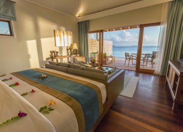 Hurawalhi Island Ocean Villa Interior