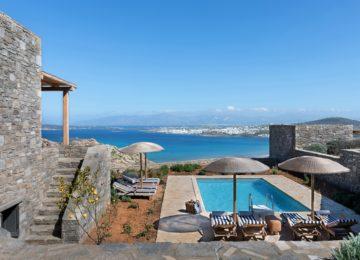 Pool©Acron Villas Paros