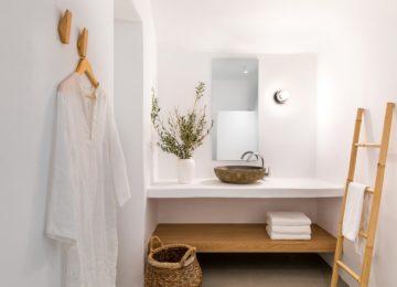 Badezimmer©Acron Villas Paros