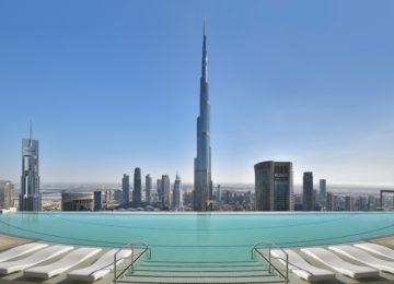 Arabien – Dubai, The Address Sky View