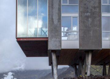 ION-Luxury-Adventure-Hotel Architecture-building © ION Hotel