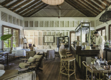 Balboa Bar©Islas Secas Resort