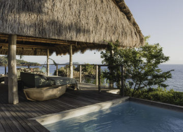 Casita Grande Pool©Islas Secas Resort