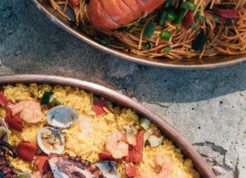 Dining©Islas Secas Resort