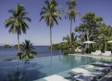 Resort Pool©Islas Secas Resort