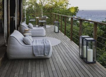 Tented Casita Villa Terrasse©Islas Secas Resort