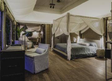 Tented Casita Villa©Islas Secas Resort