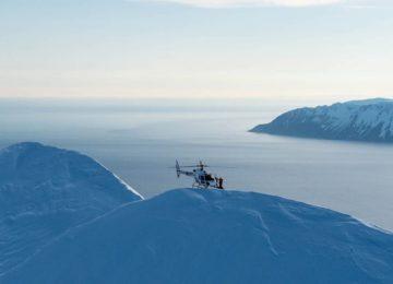 Iceland Heli Skiing© Deplar Farm Eleven