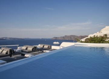 Europa – Griechenland, Santorin, Canaves Oia Boutique Hotel