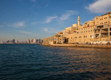 Jaffa Hafen © GoIsrael