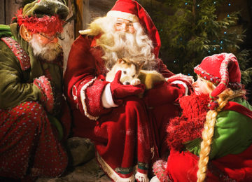 Arctic TreeHouse Hotel Christmas Fairytale Dream of Joulukka