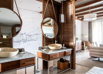 Jumeirah Al Naseem – Ocean Resort Deluxe Bathroom2