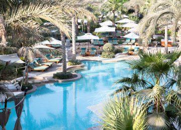 Jumeirah Al Naseem – Wadi Pool