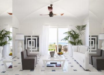 Jumeirah Capri Palace Capritouch Executive Living Room
