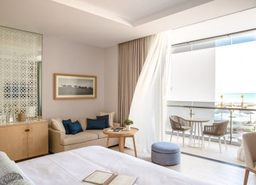 Jumeirah at Saadiyat Island Resort – Ocean Deluxe King Room