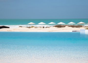 Jumeirah at Saadiyat Island Resort – Pool & Beach