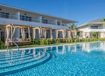 Junior Suite Garden © Paradisus Princesa del Mar Resort _ Spa