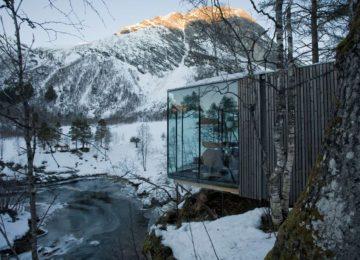 Juvet Landscape Hotel©Norwegen_Winter