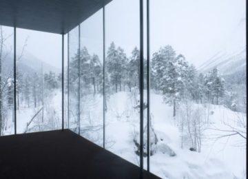 Juvet Landscape Hotel©Winter