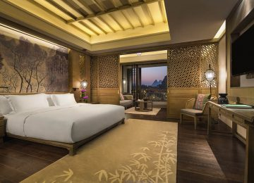 Karst Discovery Suite © Banyan Tree Yangshuo