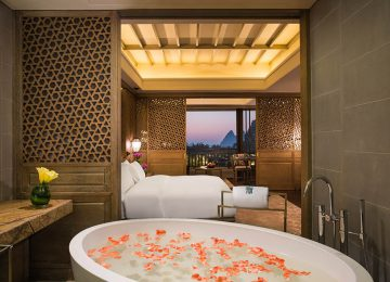 Karst Discovery Suite Bath © Banyan Tree