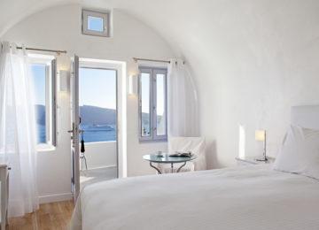 Doppelzimmer ©Katikies Santorini