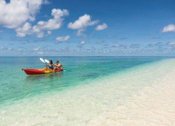 Denis_Private_Island_Seychellen_Kayaking