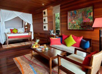 King Ocean Front Villa©Hilton Seychelles Northolme Resort & Spa