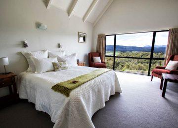 Kotuku Room © Rimu Lodge