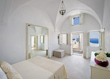 Villa Calliope©Hommage Villa Collection, Santorin, Oia