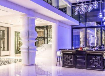 Ladies & Gentlemen Lobby Bar©Abaton Island Resort Kreta