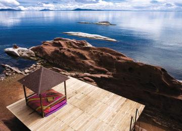 Lake Titicaca_Titilaka_experience lodge_luxury©Relais_Chateaux
