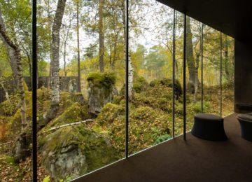 Landscape Room©Juvet Landscape Hotel