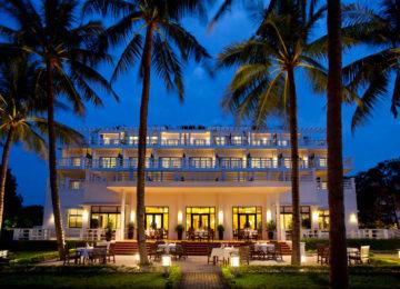 Le Parfum Restaurant Terrace © La Résidence Hue Hotel _ Spa