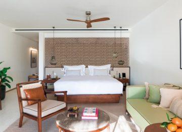 Wohnbereich und Schlafzimmer©Six Senses Ibiza