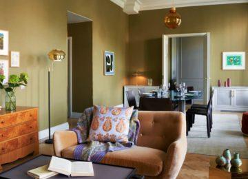 Livingroom©Hotel St. George Helsinki