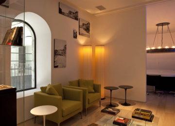 Lobby © Mamilla Hotel Jerusalem