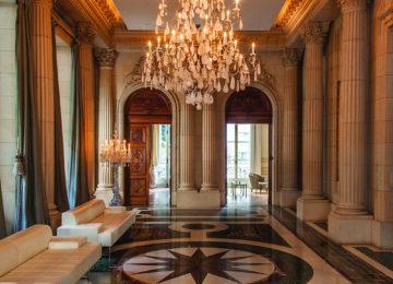 Lobby © Park Hyatt Buenos Aires