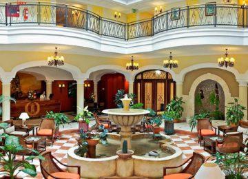 Lobby Grand Hotel Iberostar Trinidad © Iberostar