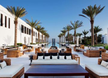 Long Pool © The Chedi Muscat2