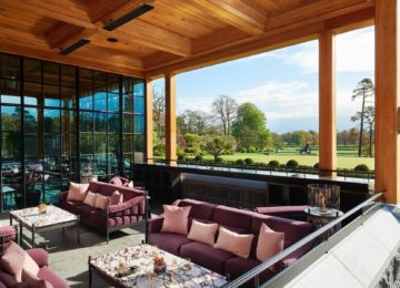 Lounge©Adare Manor