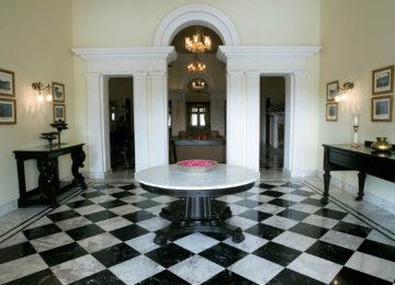 Lounge © Taj Nadesar Palace