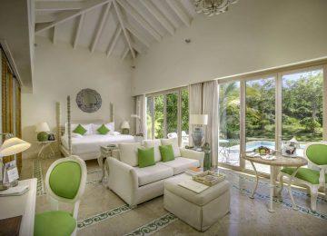 Luxury Pool Junior Suite©Eden Roc Cap Cana