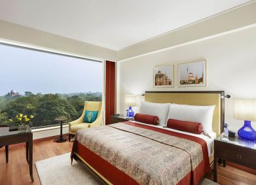 Luxury Room © The Oberoi Delhi