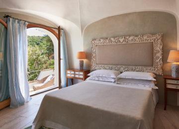 Luxury Suite Isola del Monaco ©Villa del Golfo Lifestyle Resort
