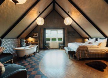 MASTER SUITE©Skálakot Hotel