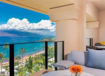 MAUI©club ocean view room-hawaii- four season