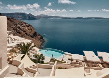 Infinity Pool©Mystique, A Luxury Collection Hotel