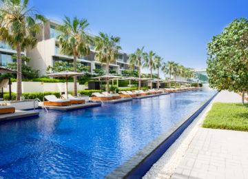 Pool _The Oberoi Beach Resort Al Zorah Ajman